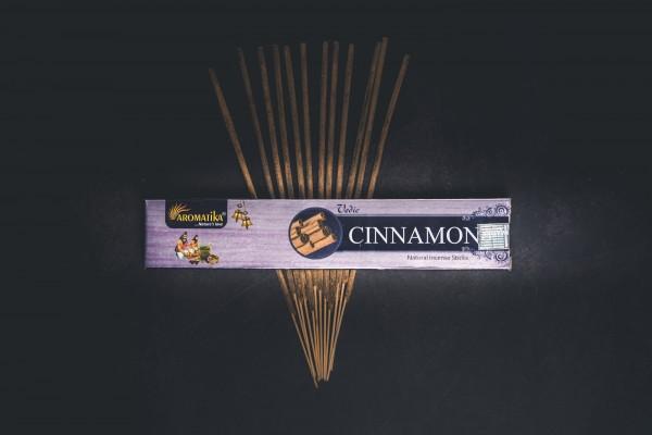 Aromatika vedische Räucherstäbchen, Cinnamon