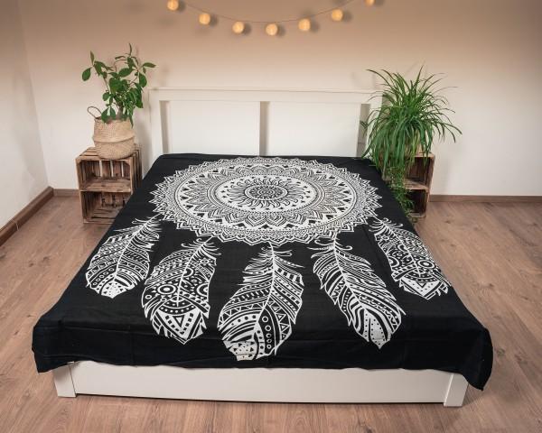 Wandtuch Traumfänger, Baumwolle