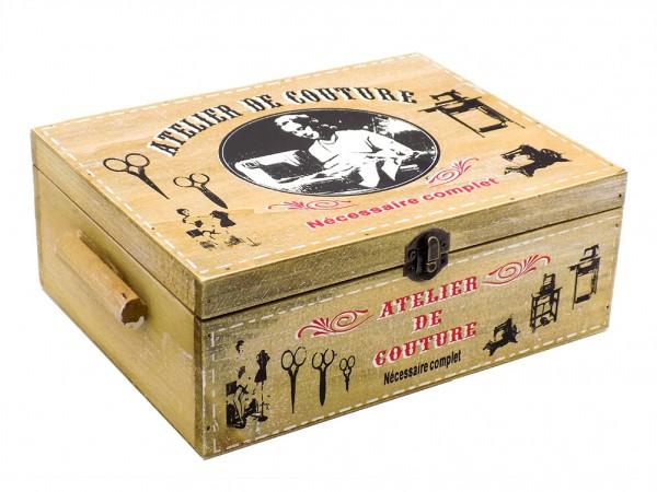 Holznähkästchen vintage