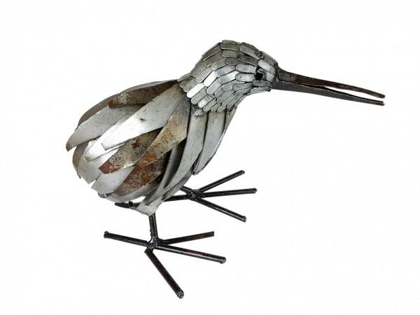 Kiwi aus Metall