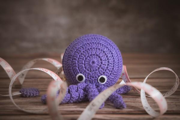 Maßband, Oktopus