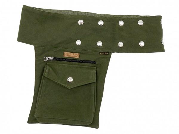 Hüfttasche, grün