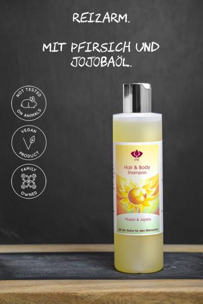 Jojobaöl Shampoo