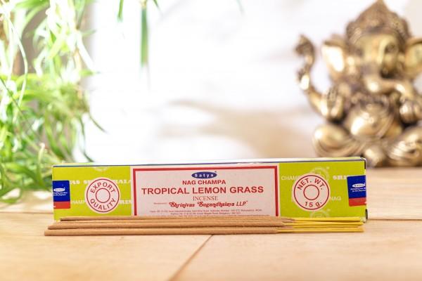 Satya lemongrass