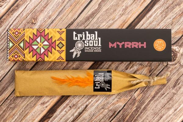 Tribal Soul Räucherstäbchen, Myrrhe