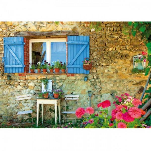 Grußkarte Provence