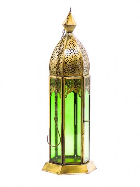 Laterne grün orientalisch