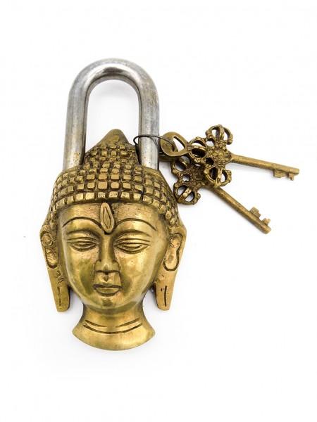 Vorhängeschloss Buddha