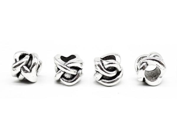 Perlen Knotzen, 4er Set