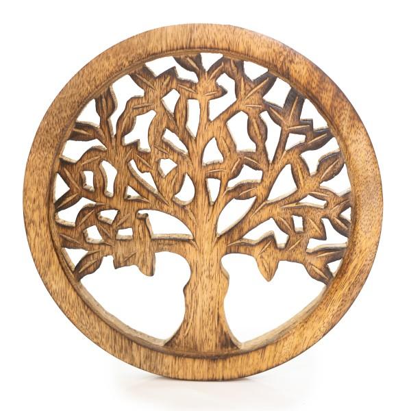 "Topf-Untersetzer Holz ""Tree"""