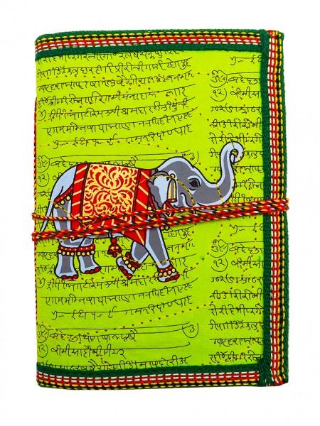 Notizbuch / Skizzenbuch Elefant
