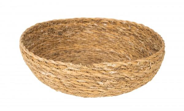 Dekoschale rund aus Typha