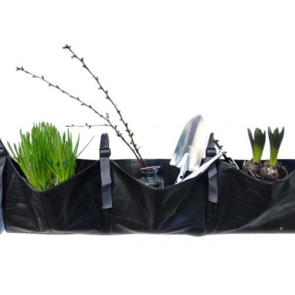 Hängender Garten horizontal