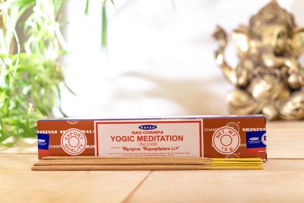Satya yogic Meditation
