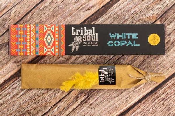 Tribal Soul Räucherstäbchen, weißer Copal