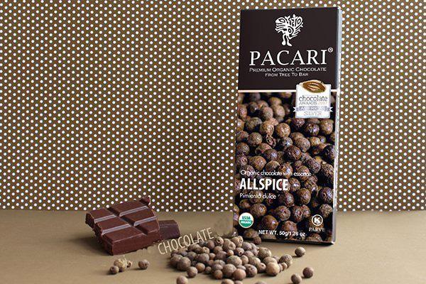 Pacari Schokolade Allspices Piment