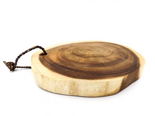 Servierbrett Schneidebrett Holz