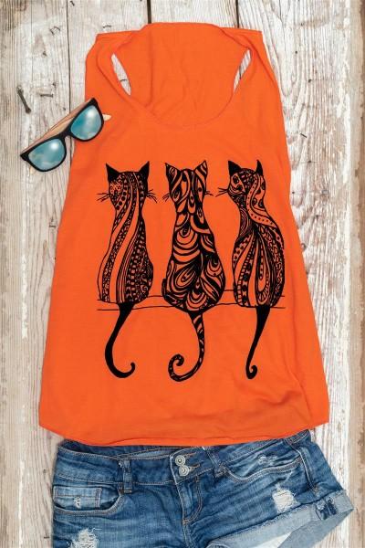 Tanktop Butterfly