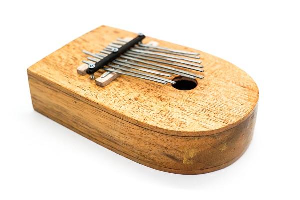 Kalimba, 10 Schlüssel