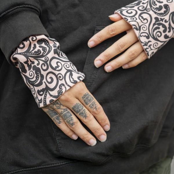 Handstulpen Muster