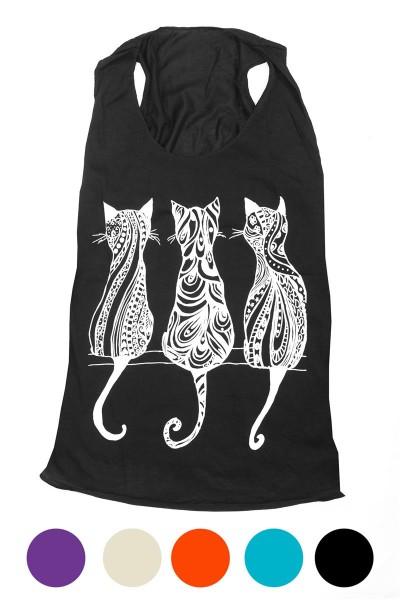 Katzen Shirt