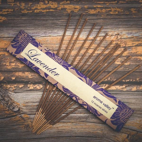 Räucherstäbchen, Lavendel