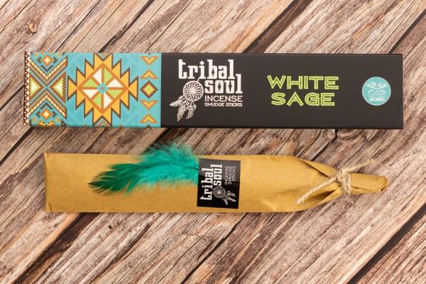 Tribal Soul Räucherstäbchen, weißer Salbei