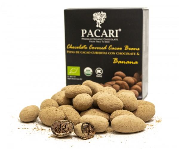 Pacari Bio Kakaobohnen Banana