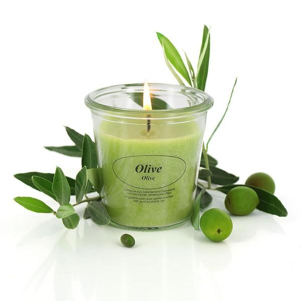 Duftkerze Olive