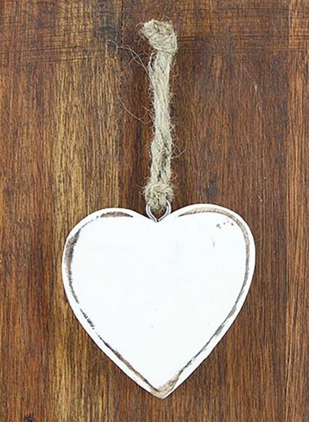 Herz aus Mangoholz