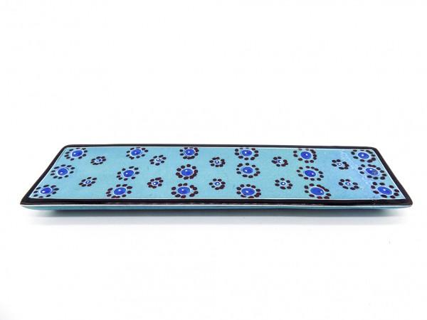 Räucherstäbchenhalter blau